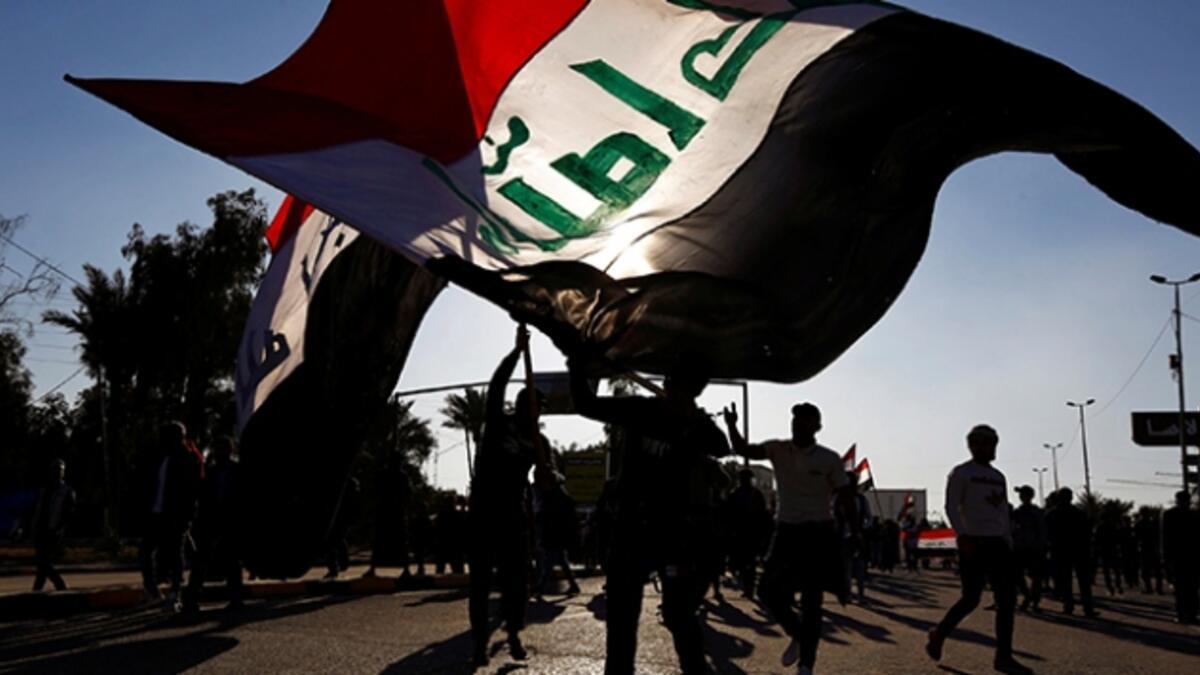 Irak'ta iki gösterici daha suikaste kurban gitti!