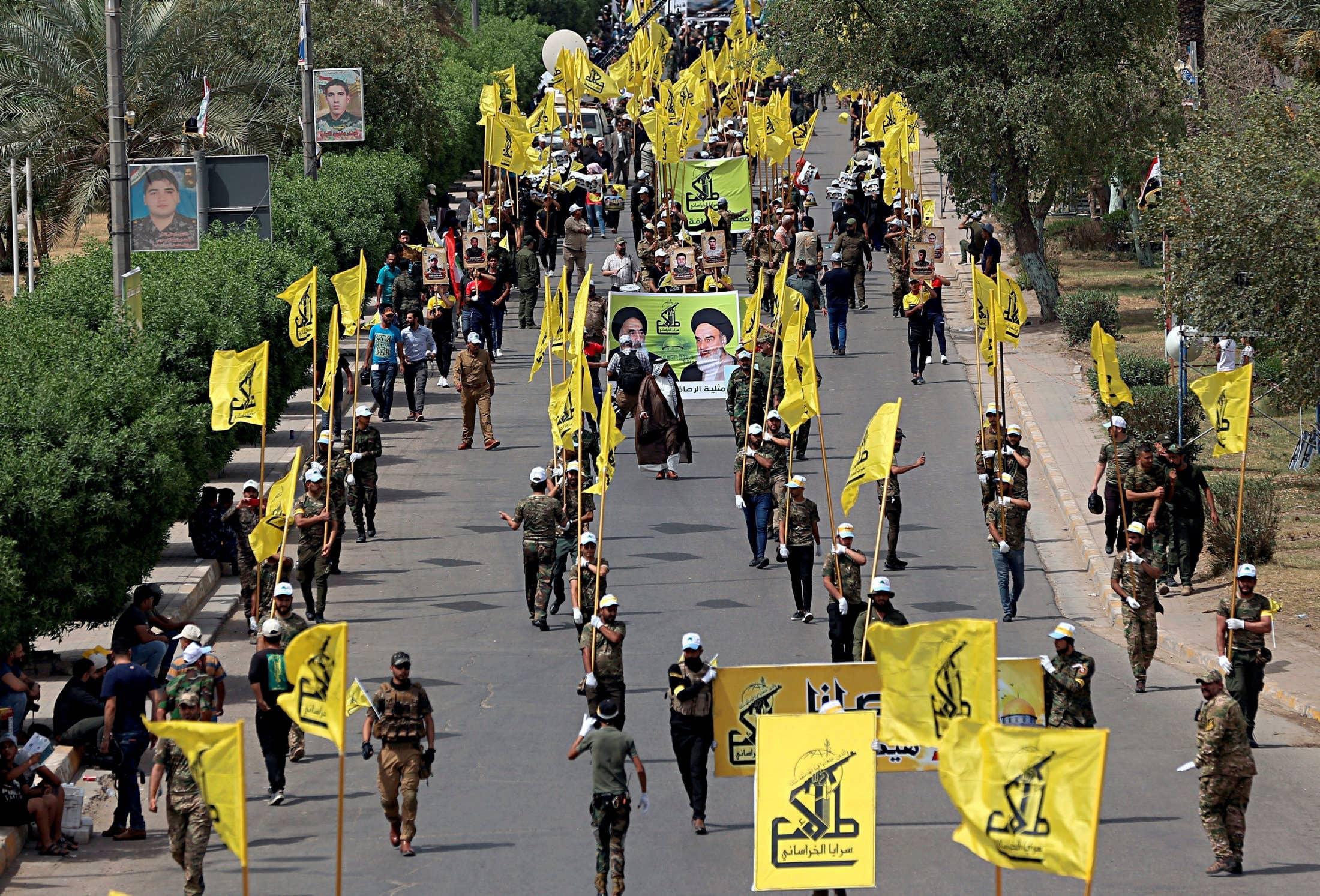 """Hizbullah'tan """"ABD Büyükelçilik binasını basmayacağız"""" açıklaması!"""