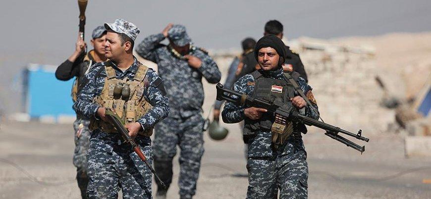 Irak: 3 IŞİD'li öldürüldü!