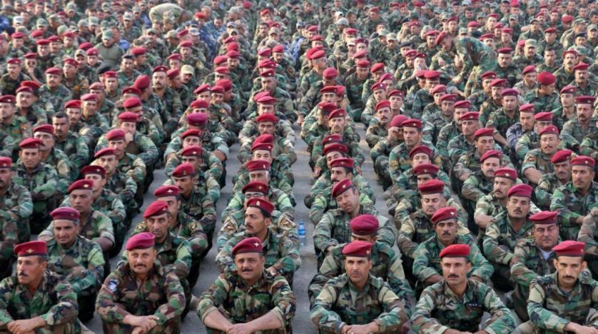 Irak'ta 'zorunlu askerlik' yasa tasarısı ertelendi!