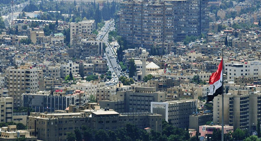 Suriye'den İsrail ile toplantı yapıldığına dair çıkan iddialara yalanlama!