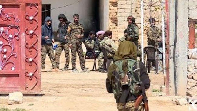 Peşmerge Komutanı: Şengal'de özellikle Araplar, PKK tarafından silah altına alınıyor