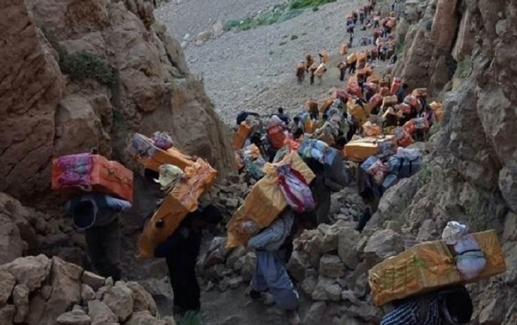 İran 2020 yılında, 59 Kürt kolberi öldürürken 59 Kürdü de infaz etti!