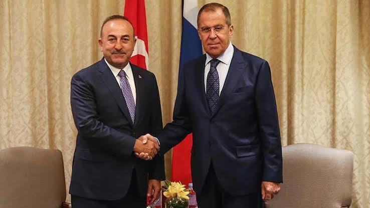Lavrov ve Çavuşoğlu Soçi'de bir araya gelecek