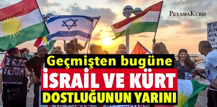 Kürtler ve İsrail arasında duygusal bir bağ var