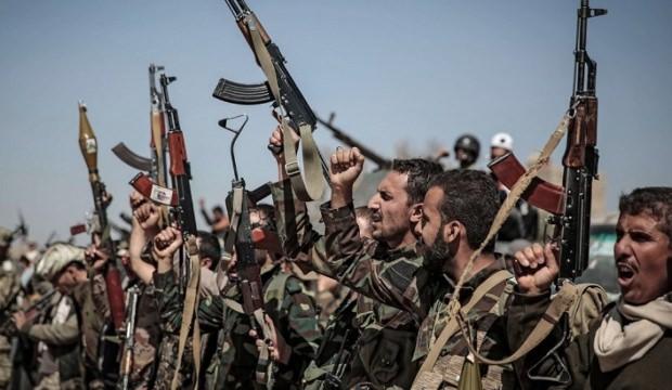 """İran destekli onlarca milis öldürüldü!"""