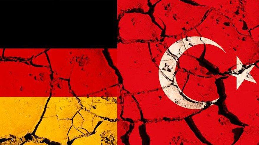 Türkiye'ye silah ambargosu Almanya Parlamentosu'nda!
