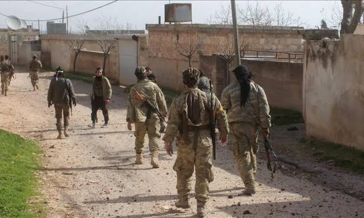 Efrin'de 8 Kürt daha kaçırıldı!