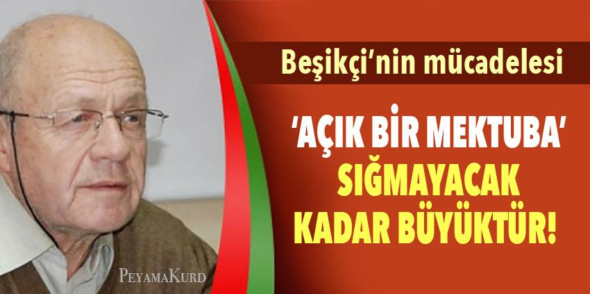 'Açık mektup' ne anlama geliyor: Hedef Beşikçi ve Kürt milliyetçileri mi?