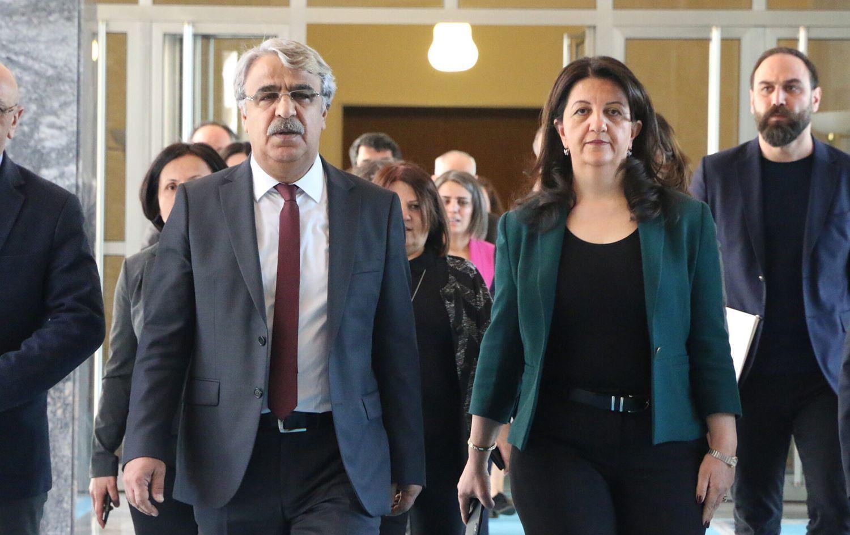 HDP, muhalefet partilerini ziyaret kapsamında ilk önce 'o liderle' görüşecek!