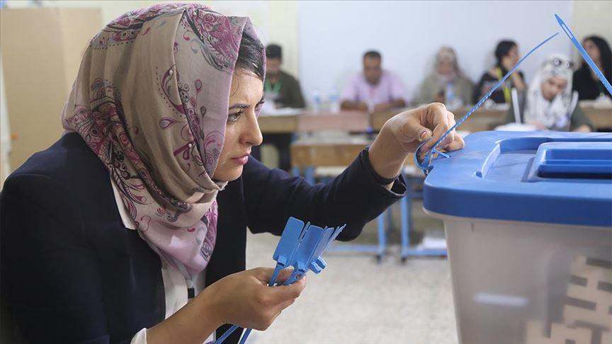 Irak'ta seçimler 10 Ekim'e ertelendi