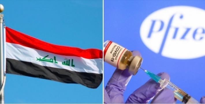Irak Sağlık Bakanlığı'ndan aşı açıklaması!