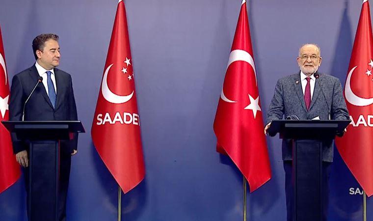 Karamollaoğlu'ndan dikkat çekici 'PYD' açıklaması!
