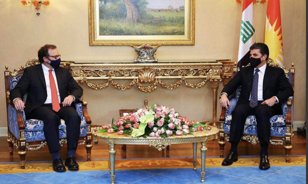 Erbil-Bağdat görüşmelerine ABD'den destek