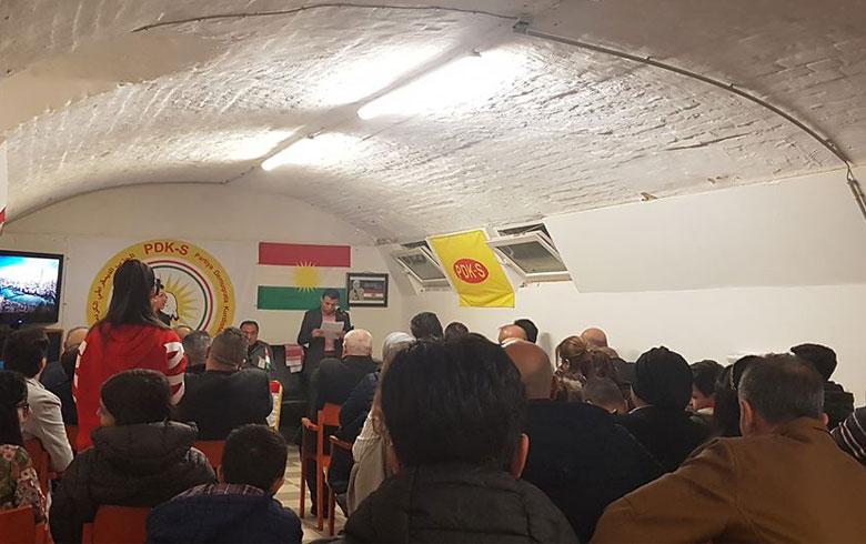 PDK-S, 6 yılın ardından Kobani'de ofis açtı!