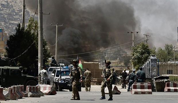Afganistan'da askeri karakola bombalı saldırı: 4 ölü, 3 yaralı!
