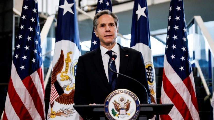 Blinken, ABD'nin NATO'ya olan bağlılığını teyit etti!