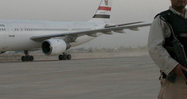 Bağdat Uluslararası Havaalanı'nda bir patlamanın meydana geldiği iddia edildi!
