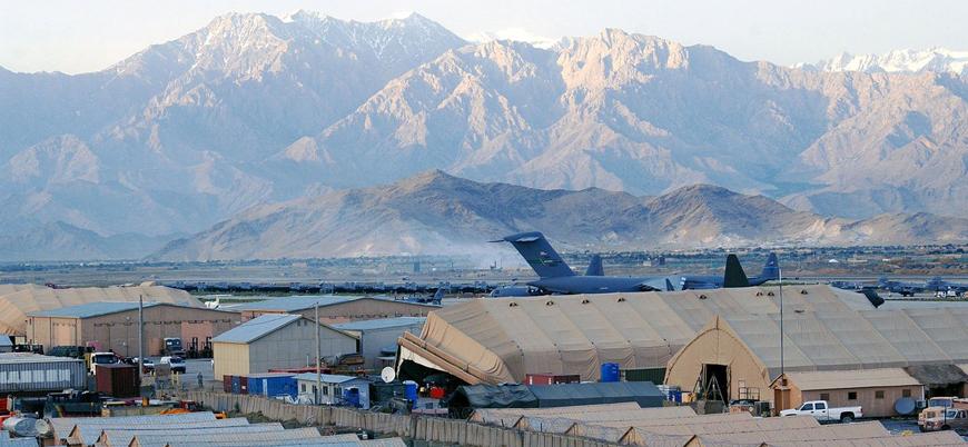 Afganistan'daki ABD üssüne saldırı!
