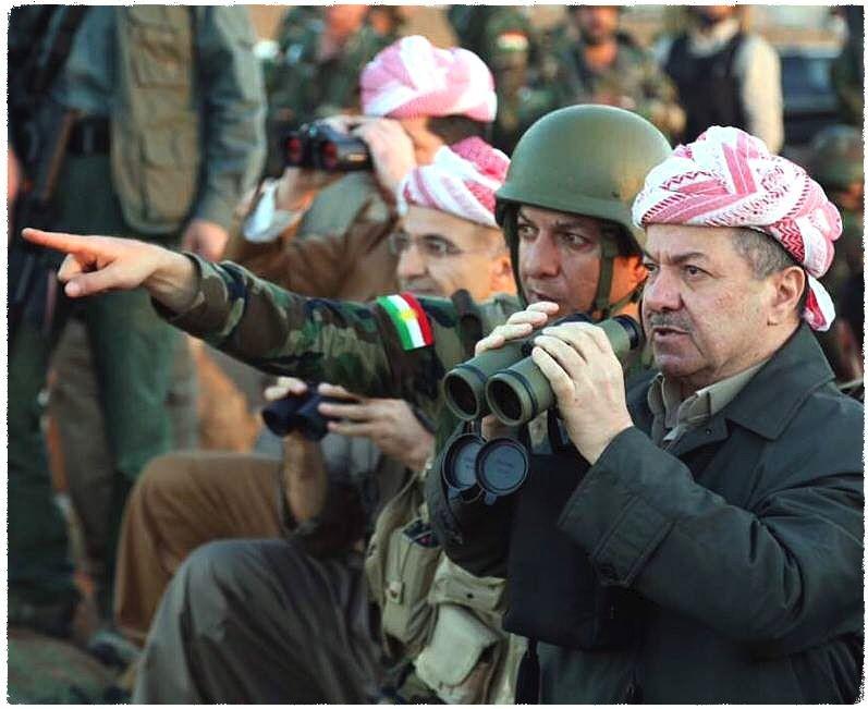 Iraklı siyasetçi: Barzani ulusal ve insani devrimin sembolüdür
