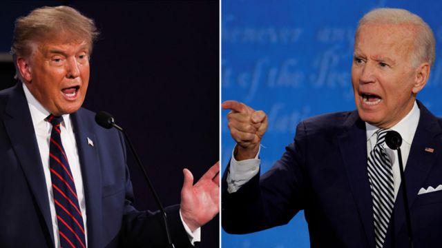 Biden: Trump'ın tutumu beni hayal kırıklığına uğrattı