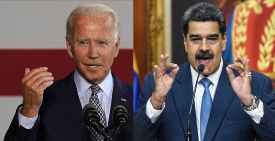 Maduro: ABD ile yeni başlangıç yapmak istiyoruz