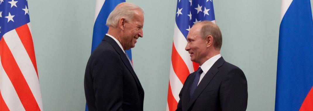 Putin'den, başkanlığı resmi olarak açıklanan Biden'a tebrik mesajı