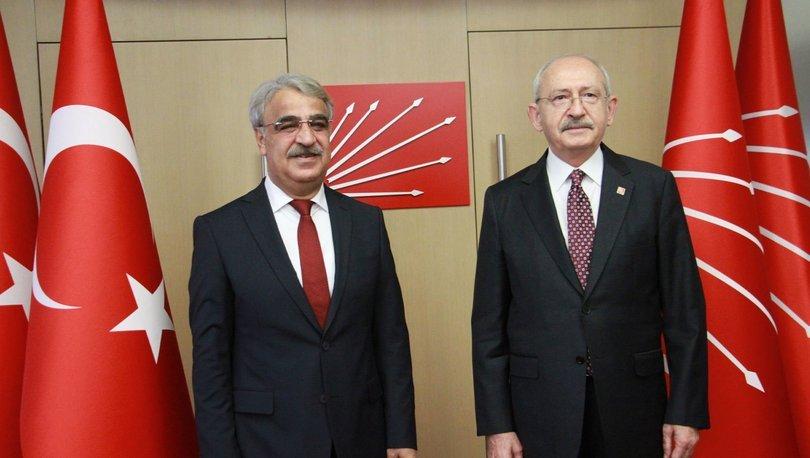 Mithat Sancar, Kılıçdaroğlu ile görüştü