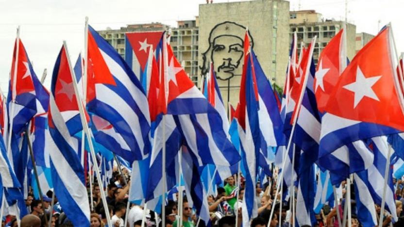 Küba'dan ABD'ye kınama!