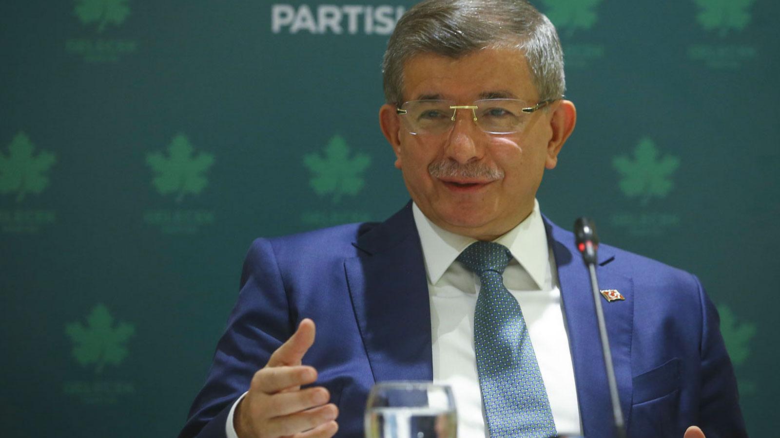 Davutoğlu'ndan Kürt sorunu ve Kürdistan Bölgesi hakkında açıklama!