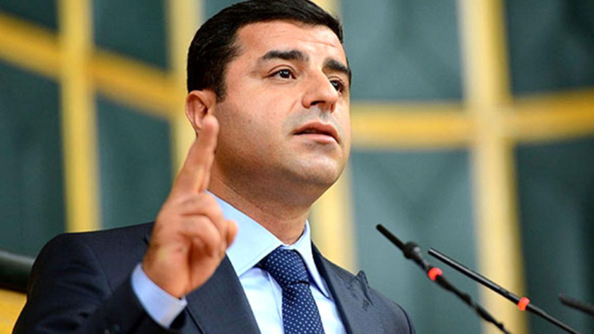 Biden yönetiminden Türkiye'ye ilişkin ilk açıklama Demirtaş için geldi!
