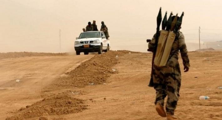 IŞİD saldırısında 2 Irak askeri öldürüldü!