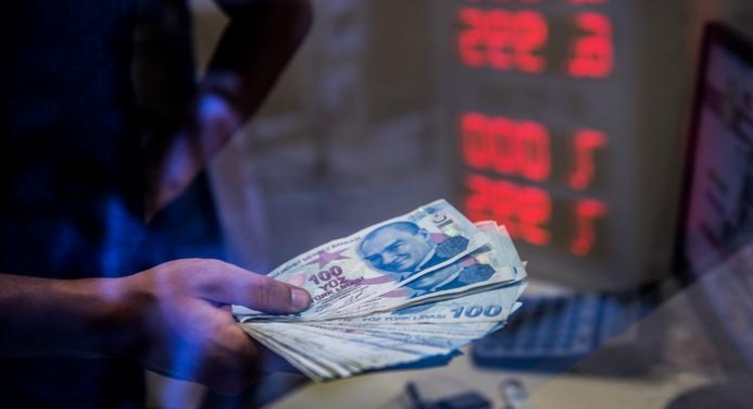 Kur, son dört ayın en düşük seviyelerinde: Dolar 7,34'e kadar çekildi!