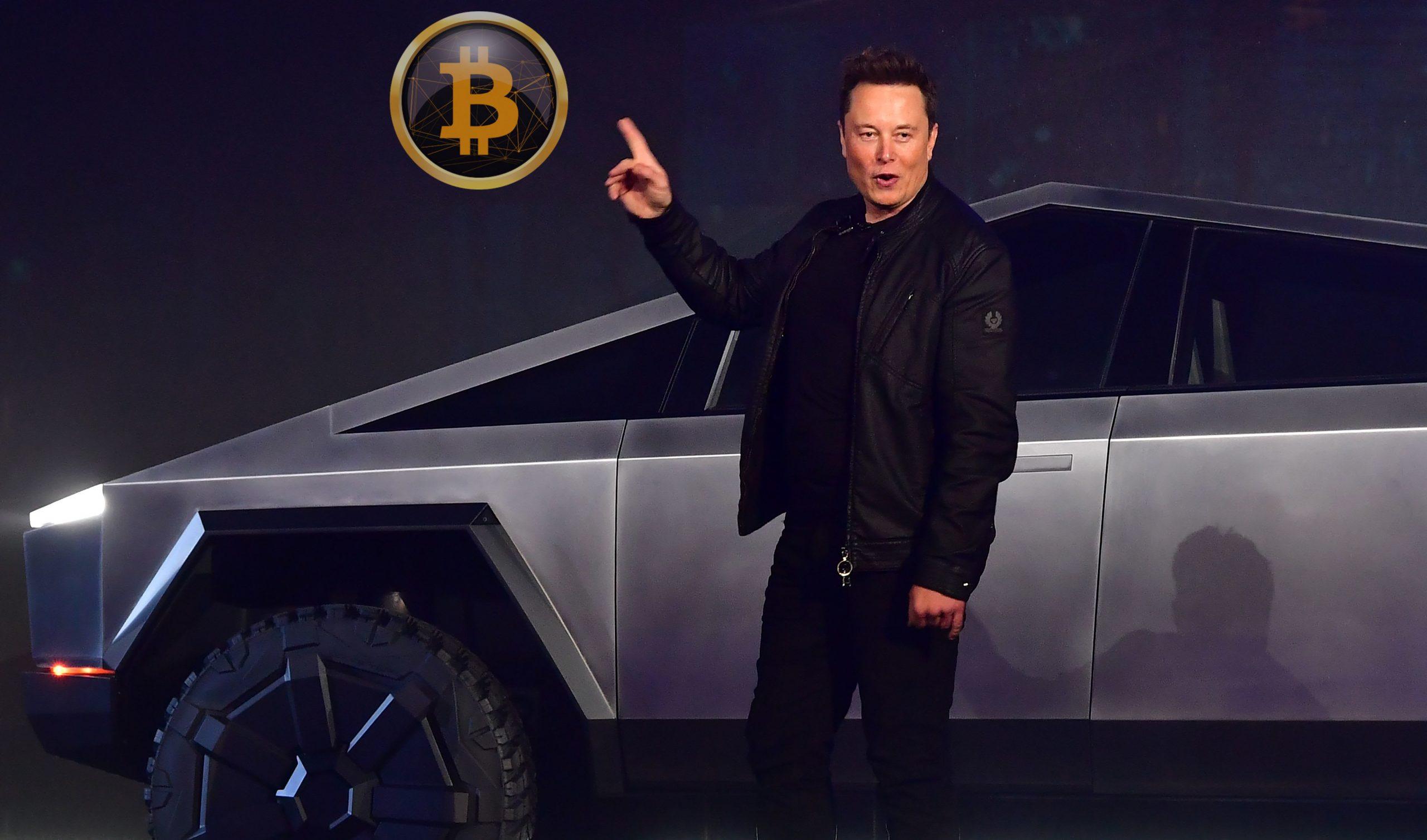 Elon Musk, Bitcoin ile Tesla'nın alınabileceğini açıkladı!