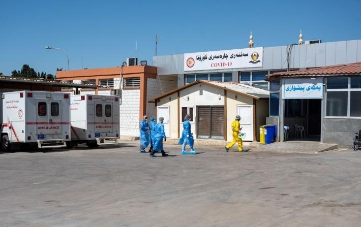 Kürdistan Bölgesi Sağlık Bakanlığı'ndan mutasyonlu virüs uyarısı!
