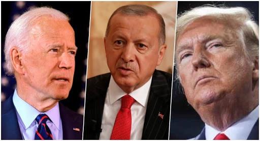 CNBC: Trump'ın gidişiyle birlikte Erdoğan çok endişeli olmalı