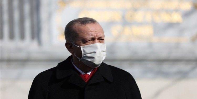 Erdoğan: Yürekleri yetse 'Cumhurbaşkanı da istifa etsin' diyecekler