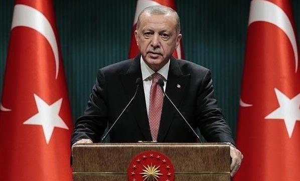 Erdoğan'dan reform açıklaması: Kamuoyuna sunma aşamasına gelindi!