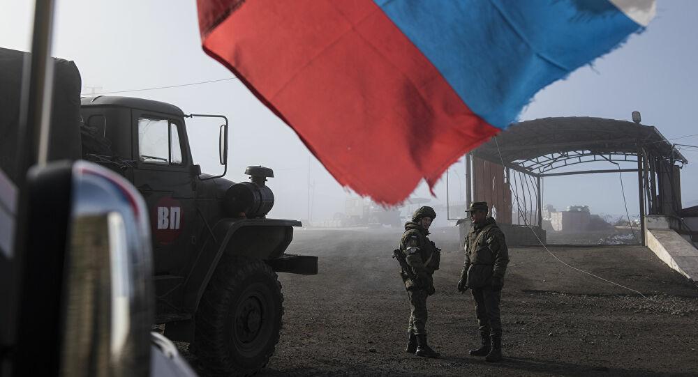 Ermenistan: Yol güvenliğini Rusya koruyacak!