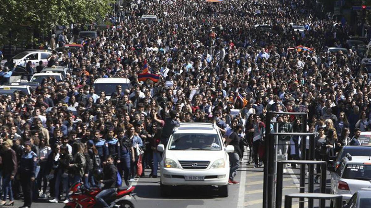 Ermenistan'da 40 gün sonra ulusal yas ilanı!