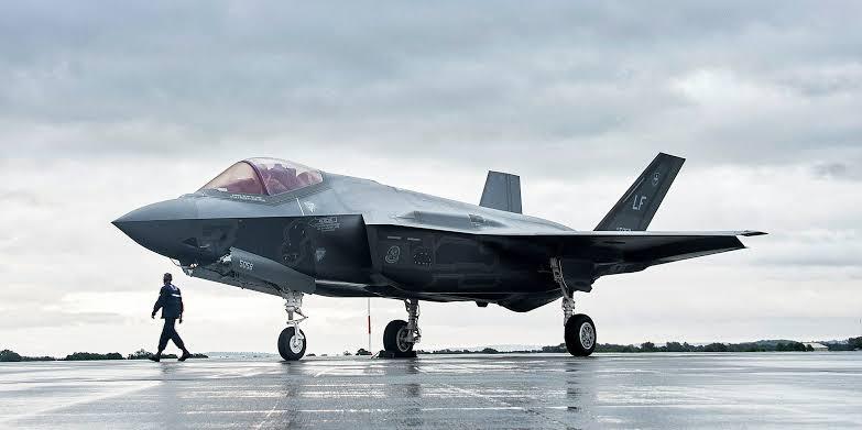 ABD Senatosu F-35'lerin satışına yeşil ışık yaktı