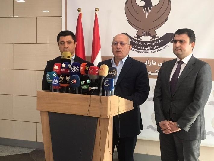 Kürdistan Bölgesi: Irak'ın borçlanma yasasını destekliyoruz