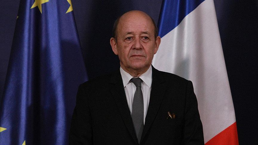Fransa: İran'a acil olarak 'yeter' denmeli!