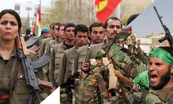 Şengal Kaymakamı'ndan Hizbullah, PKK'ye yardım ediyor iddiası!