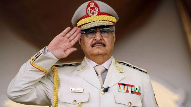 Hafter, Türk ordusunu Libya'dan zorla çıkaracak iddiası!
