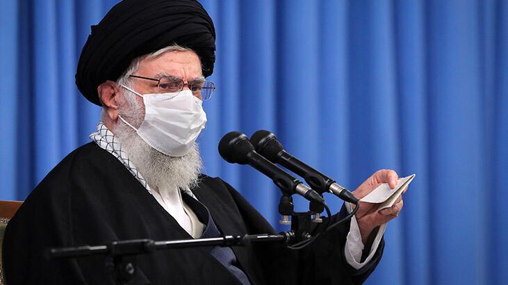 """Hamaney'den """"Nükleer anlaşmaya geri döneceğiz"""" açıklaması!"""