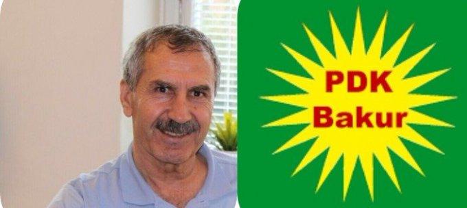 PDK Bakur'dan Mesud Barzani ve Kürt partilere teşekkür mesajı