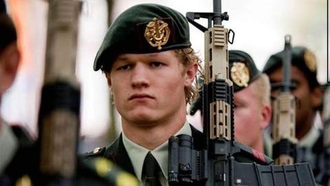Hollanda, Erbil'e 150 uzman asker gönderecek