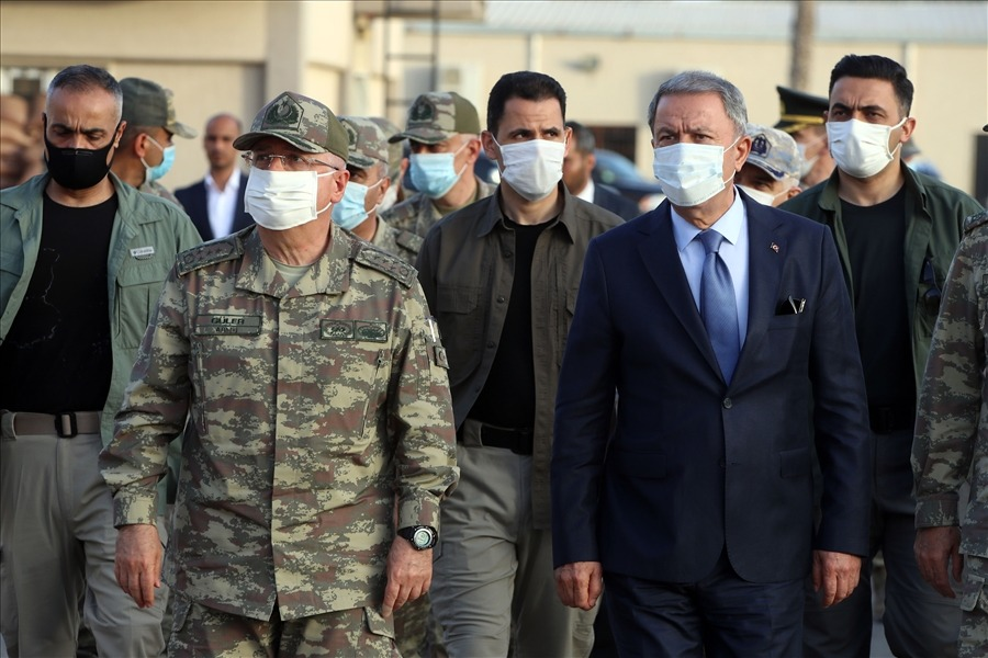 Türkiye'den Hafter'in açıklamasından sonra Libya'ya üst düzey ziyaret!