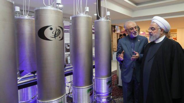 İran'dan dünyaya gözdağı: Gerekirse yüzde 60 üretiriz!